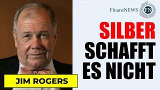 Jim Rogers: Silber kommt nicht aus dem Knick