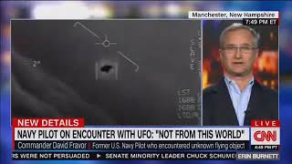 2017-12-19 New Interview with pilot David Fravor (the USS Nimitz UFO Incident)
