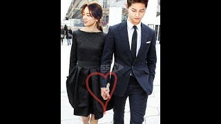 Song Hye Kyo 🌹Song joong Ki ❤ My L❤VER Evidence| KİKYo Couple Sweet Moments