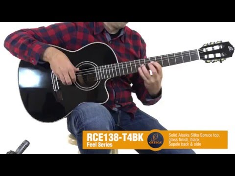 OrtegaGuitars_RCE138-T4BK_ProductVideo