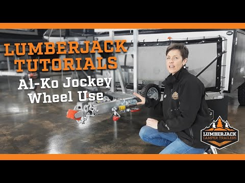 How To Use the Al-Ko Jockey Wheel
