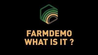 FARMDEMO.EU for you – Join the community!