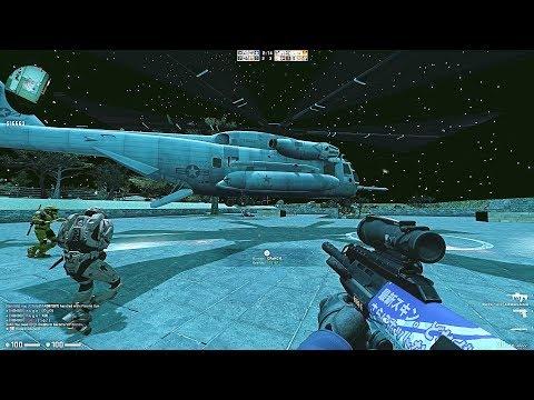 CSGO: Zombie Escape Mod - ze_FARMHOUSE_V9F2 (Level 1) on Gamers United [TANK ALMOST DESTROYS ME!]