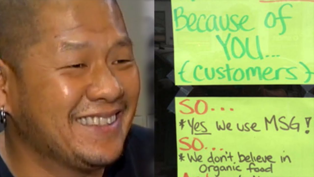 Restaurant Owner Loses It Over Health Nuts thumbnail