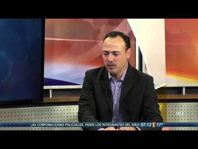 Entrevista a Marco Zamarripa (CCILaguna) en Las Noticias Laguna