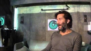 Henry Ian Cusick - 12/01/15 - TV Diehard