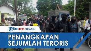 Sederet Teroris Ditangkap setelah Insiden Penusukan Wiranto, Dua di Antaranya Ayah dan Anak