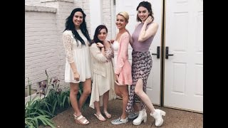 The Cimorelli Family Celebrating Easter Sunday (4/16/17)