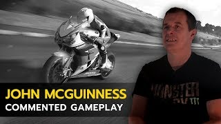 Video gameplay John McGuinness