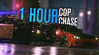 1 HOUR COP CHASE!? | Need for Speed 2015 (FAIL...)