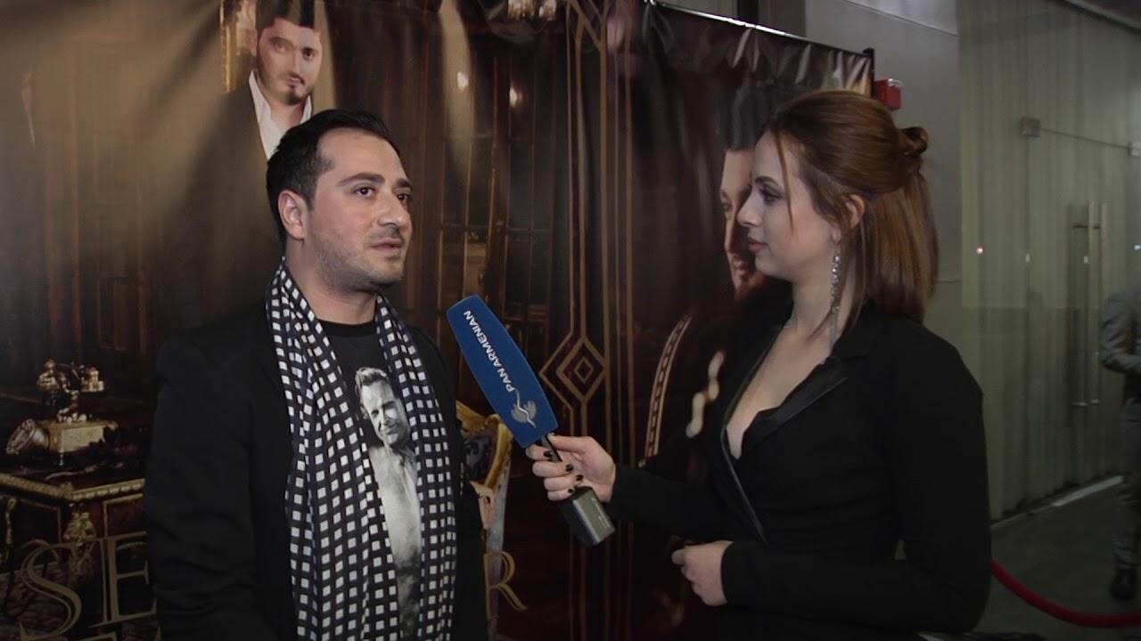 PanArmenianTv  NORO & ARMINKA // Ser U Tariner // I N T E R V I E W