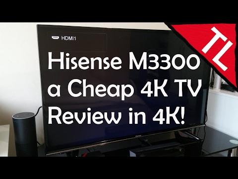 Hisense M3300 a Cheap 40
