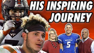 How Caleb Farley overcame TRAGEDY and a DEVASTATING injury to become an All-American by Harris Highlights