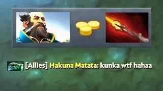 How real men play Kunkka