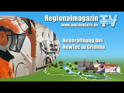 NEWTEC Grimma eröffnet nach Ladenumbau