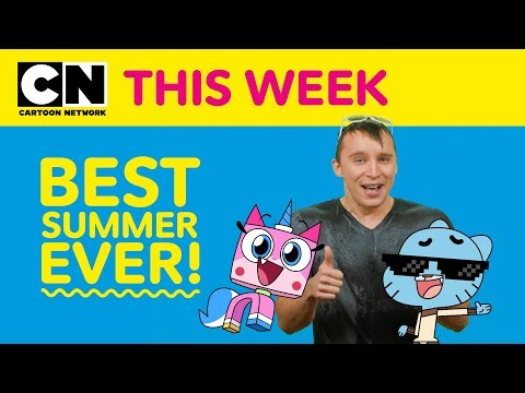 Best Summer Ever! | Teen Titans Go! | Unikitty | Cartoon Network This Week