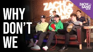 "Why Don't We Talks ""What Am I"", Advice From Shawn Mendes & Secret Butt Photos"