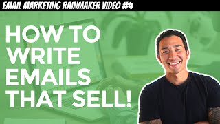 Email Marketing 2020: How To Write Emails That SELL! (Proven Email Copywriting Formula REVEALED)