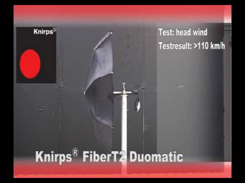 Knirps FiberT2 Duomatic