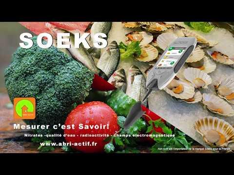 Les produits Soeks - F4 - F2 - M01