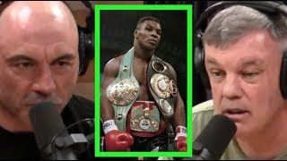 Joe Rogan - Teddy Atlas on Mike Tyson