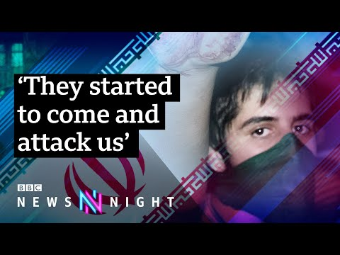 Iran plane downing: Protests turns up heat on leaders - BBC Newsnight