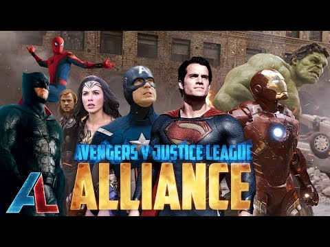 Avengers v Justice League: ALLIANCE - Epic Fan Film Supercut