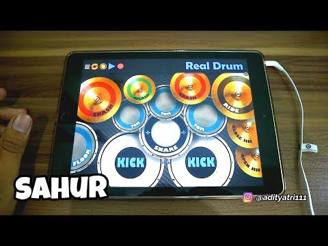 RealDrum - Sahur