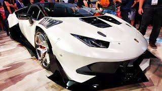 SEMA 2019 Walkaround - GT500 Drifting, B is for build LSX Lamborghini and MORE!