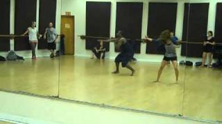 Alicia Keys and Jimmy Cozier- Mr. Man - Rob Peters Choreography