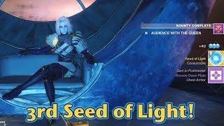 Destiny 2: Forsaken - How to Unlock the 3rd Seed of Light!?