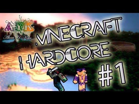 Minecraft - HARDCORE EDITION - #1