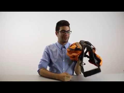 Ruffwear   Hunderucksack in orange (Unboxing)   test.net