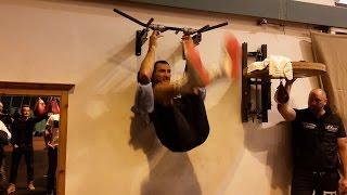 Schwergewichts-Boxer Klitschko zeigt Monster-Bauch-Training für Champions