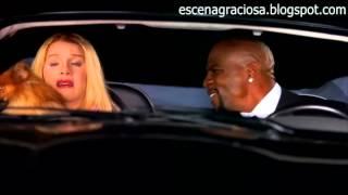 Escena Graciosa De ¿Y Dónde Están Las Rubias? ( White Chicks)-Negro Cantando A Thousand Miles
