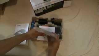 D-Link DIR-645 Router Unboxing