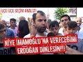 Kürt Vatandaş Erdoğan Sesimi Duysun Dedi Açtı Ağzını Yumdu Gözünü!