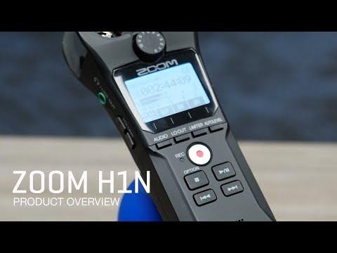 Zoom H1n Black (Handheld)