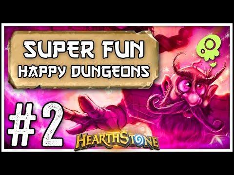SUPER FUN HAPPY DUNGEONS #2
