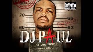 DJ Paul - I'm Sprung feat. Lil Wyte