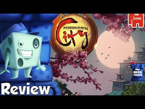Forbidden City Review - with Tom Vasel