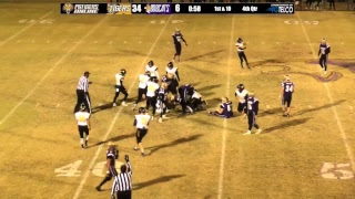 Prairie Grove (34) vs Berryville (6) 2017
