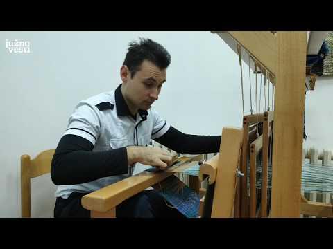 Belopalančanin čuva srpsku tradiciju etno-motivima na garderobi, šalovima i leptir-mašnama
