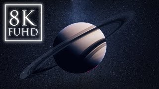 Смотреть онлайн Посмотрите на Сатурн в 8К качестве