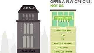 Mortgage Broker or Mega Bank?