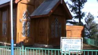 preview picture of video 'Nathiagali Church'