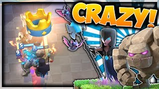 Night Witch = NEW META? Golem-Night Witch Is AMAZING! | Clash Royale