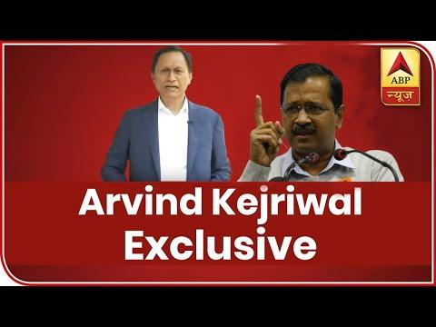 Arvind Kejriwal's Walk with Dibang on ABP News