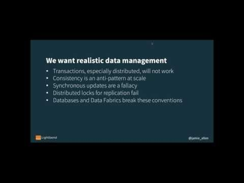 The Future of Services: Building Asynchronous, Resilient and Elastic Systems