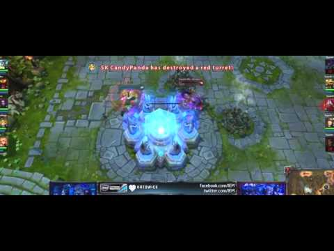 doublelift and gosu dating service